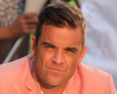 Robbie Williams at Leeds Arena 2014